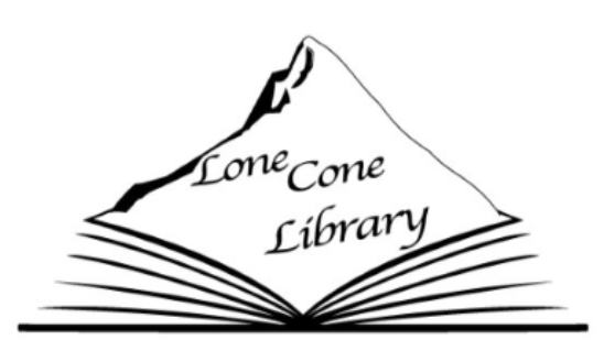 This image has an empty alt attribute; its file name is Lone-Cone-Library.png